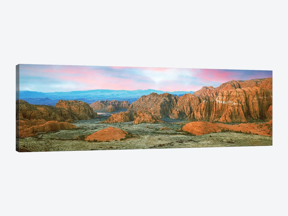 Snow Canyon State Park I, Washington County, Utah, USA by Panoramic Images 1-piece Canvas Art