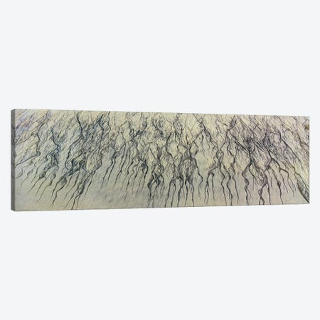 Retreating Waves, Cerritos Beach (Playa Los Cerritos), Todos Santos, Baja California Sur, Mexico Canvas Print #PIM14159} by Panoramic Images Canvas Art Print