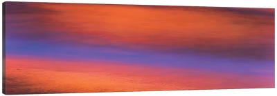 Ocean Sunset, Windansea Beach, La Jolla, San Diego, California, USA Canvas Print #PIM14162