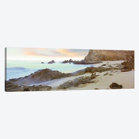 Coastal Landscape II, Cerritos Beach (Playa Los Cerritos), Todos Santos, Baja California Sur, Mexico Canvas Print #PIM14163} by Panoramic Images Canvas Art