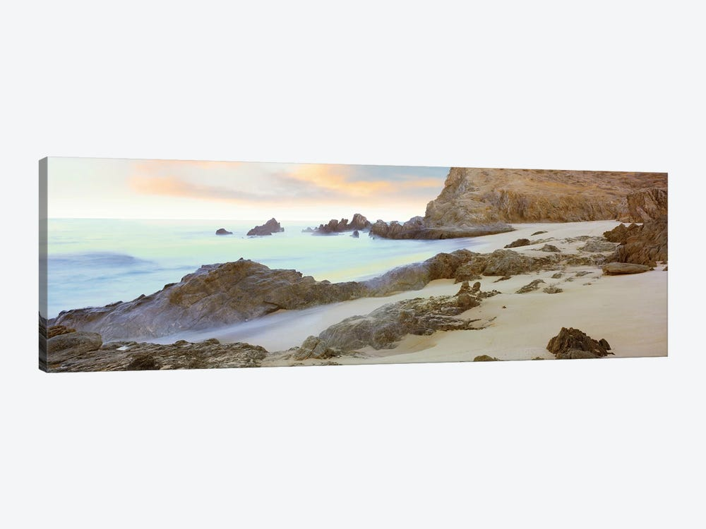 Coastal Landscape II, Cerritos Beach (Playa Los Cerritos), Todos Santos, Baja California Sur, Mexico by Panoramic Images 1-piece Canvas Wall Art