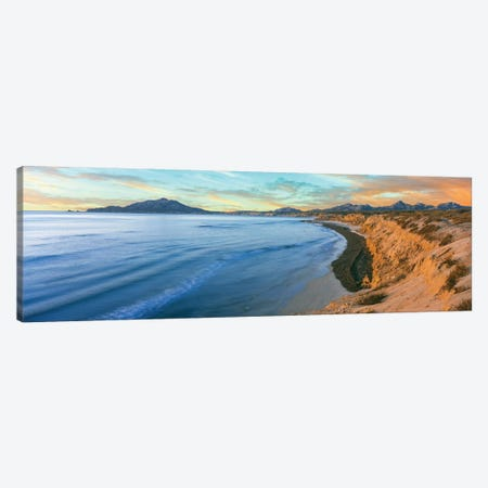 Coastal Landscape II, Cabo Pulmo National Marine Park, Baja California Sur, Mexico Canvas Print #PIM14165} by Panoramic Images Art Print