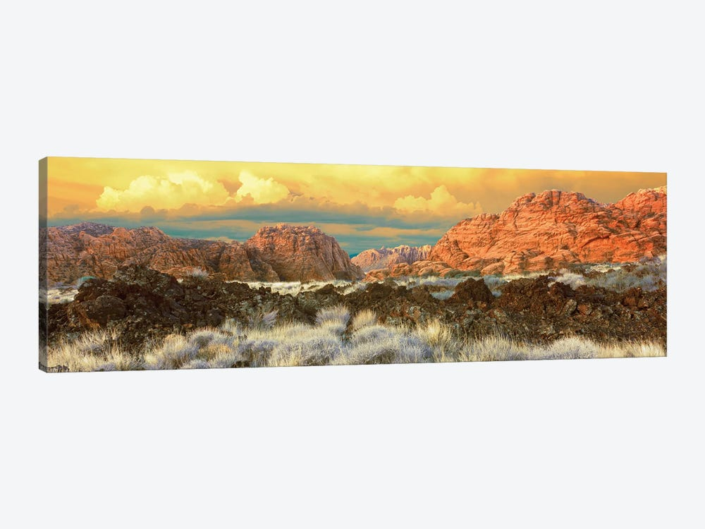 Snow Canyon State Park II, Washington County, Utah, USA by Panoramic Images 1-piece Canvas Art Print