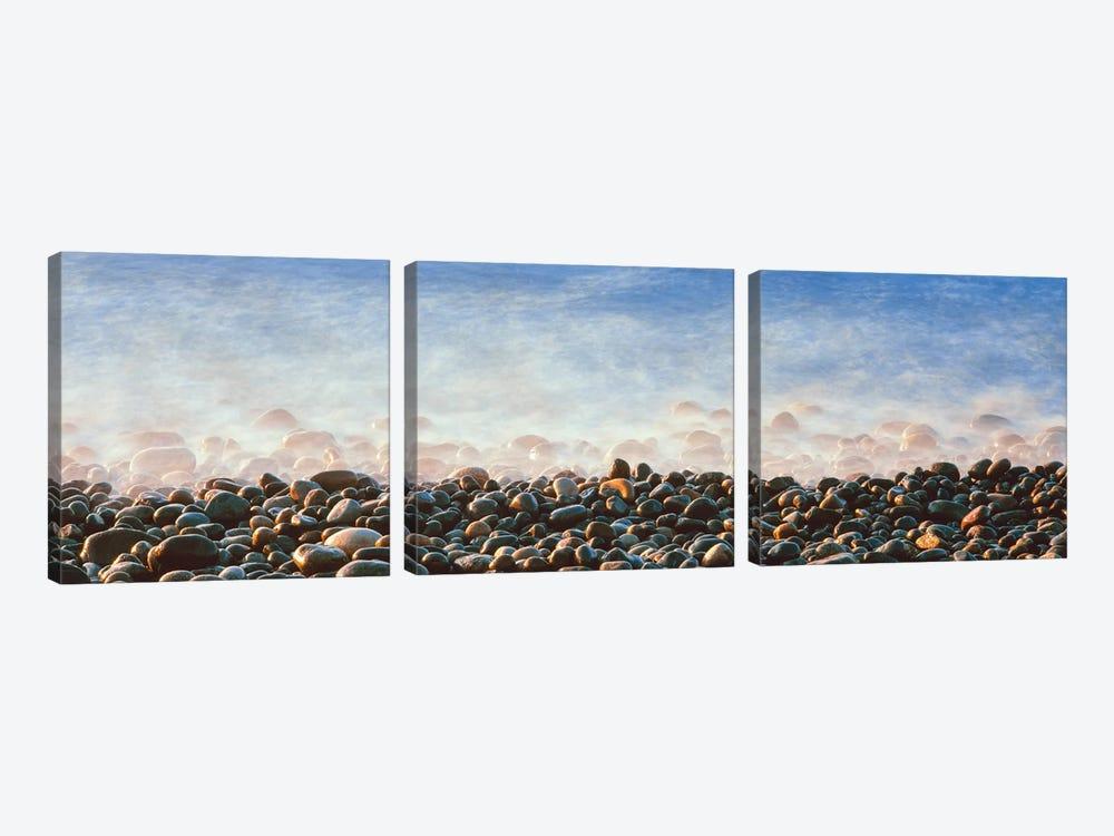 Coastal Landscape, Calumet Park Beach, La Jolla, San Diego, San Diego County, California, USA by Panoramic Images 3-piece Canvas Art