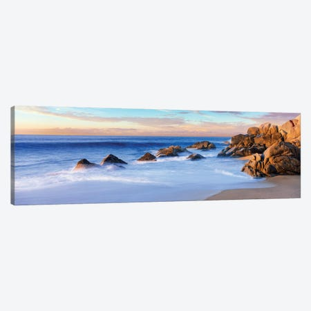 Coastal Rock Formations II, Cabo San Lucas, Baja California Sur, Mexico Canvas Print #PIM14168} by Panoramic Images Canvas Art