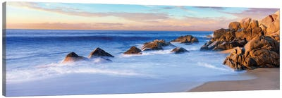 Coastal Rock Formations II, Cabo San Lucas, Baja California Sur, Mexico Canvas Art Print
