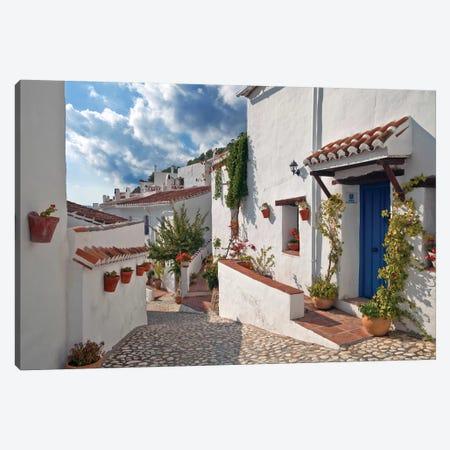 The Lost Village of El Acebuchal (Pueblo el Fantasmas) IV, Axarquia Comarca, Malaga Province, Spain Canvas Print #PIM14171} by Panoramic Images Canvas Art Print