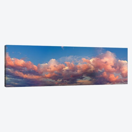 A Cloudy Day Canvas Print #PIM14179} by Panoramic Images Art Print