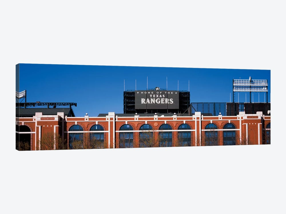 Home Of The Texas Rangers, Globe Life Park In Arlington, Arlington, Tarrant County, Texas, USA by Panoramic Images 1-piece Canvas Wall Art