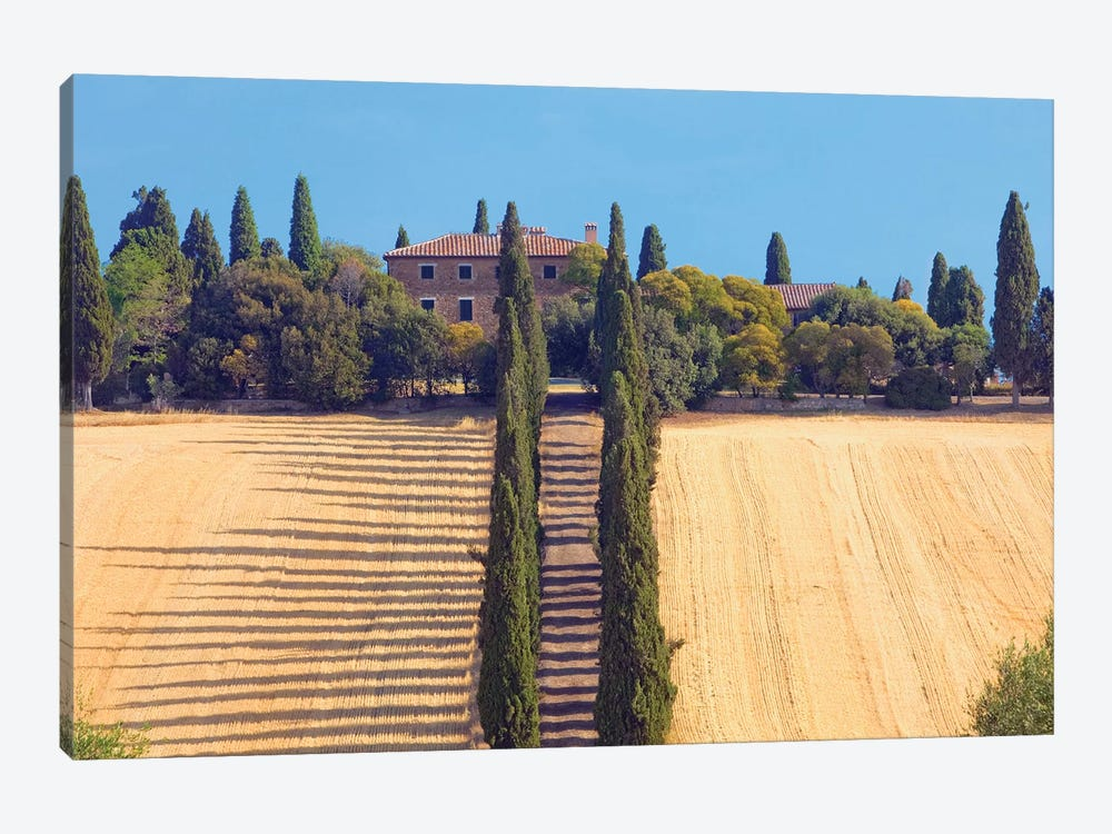 Countryside Landscape II, Tuscany Region, Italy by Panoramic Images 1-piece Canvas Art