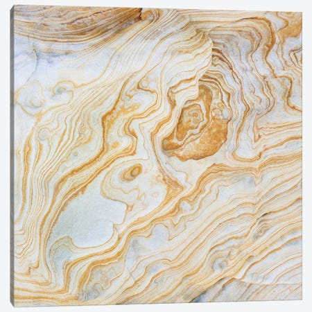 Sandstone Swirl Pattern I, Grand Staircase-Escalante National Monument, Utah, USA 3-Piece Canvas #PIM14224} by Panoramic Images Canvas Wall Art