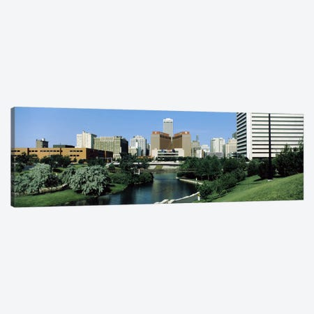 Omaha NE USA Canvas Print #PIM1425} by Panoramic Images Canvas Wall Art