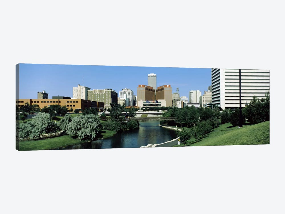Omaha NE USA by Panoramic Images 1-piece Canvas Art