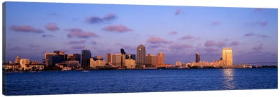 Sunset, San Diego, California, USA Canvas Print #PIM1432