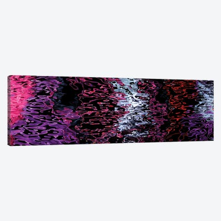 Close-Up Of Colorful Squiggles Canvas Print #PIM14405} by Panoramic Images Canvas Art