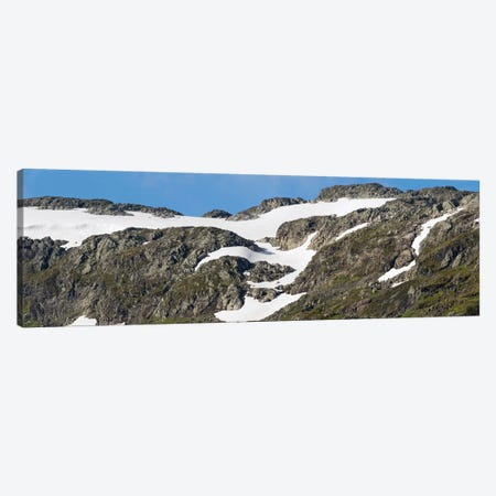 Close-Up Of Mountain, Sogn Og Fjordane County, Norway Canvas Print #PIM14460} by Panoramic Images Canvas Print