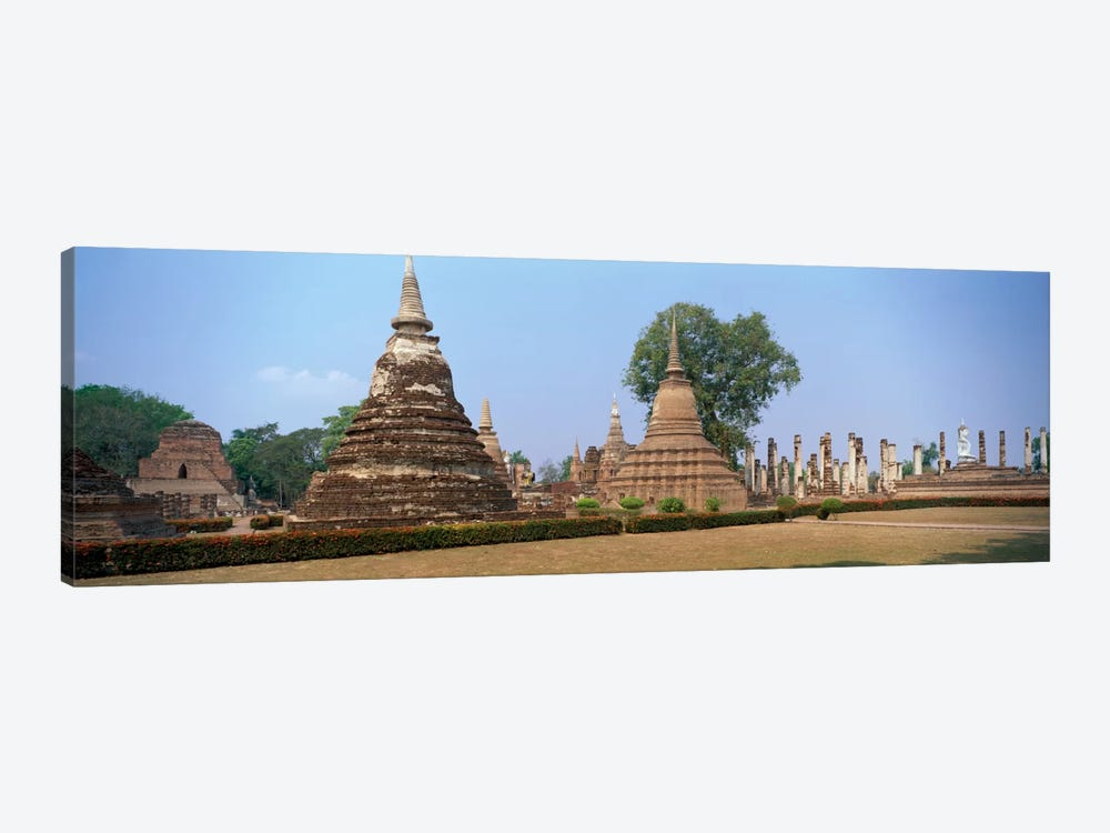 Sukhothai Historical Park Thailand by Panoramic Images 1-piece Canvas Art