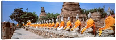 Ayutthaya Thailand Canvas Print #PIM1453