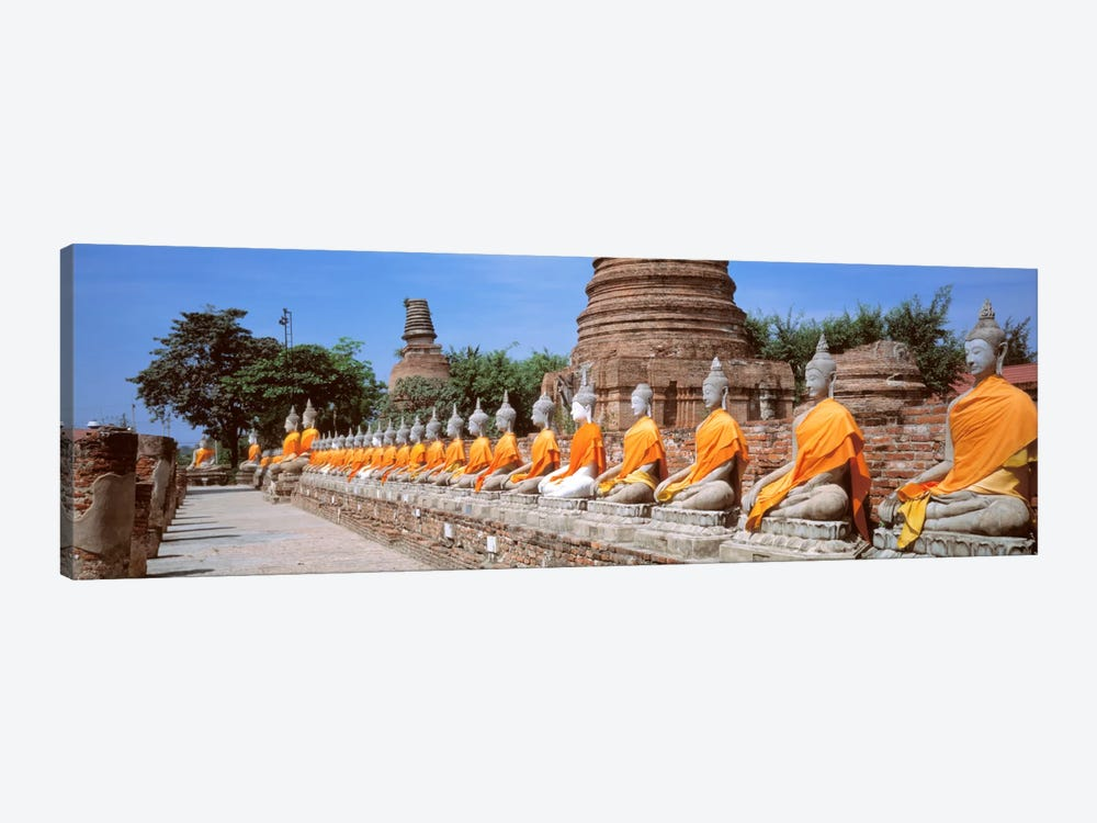 Ayutthaya Thailand by Panoramic Images 1-piece Canvas Print