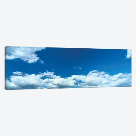 Clouds In The Sky, Wisconsin, USA Canvas Print #PIM14570} by Panoramic Images Canvas Print