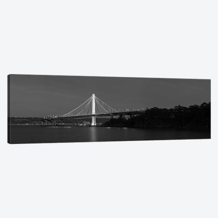 Eastern Span Replacement Of The San Francisco–Oakland Bay Bridge, California, USA Canvas Print #PIM14624} by Panoramic Images Canvas Wall Art