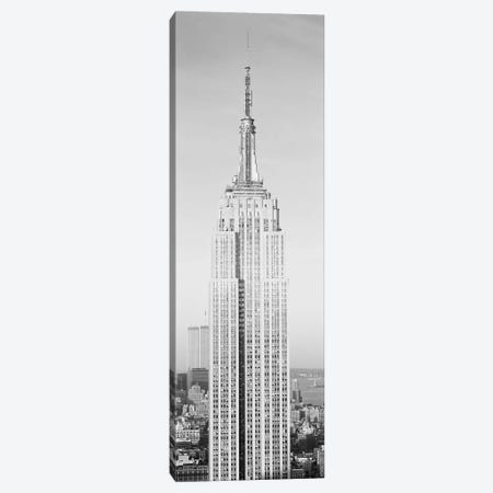 Empire State Building, NYC I Canvas Print #PIM14633} by Panoramic Images Canvas Artwork