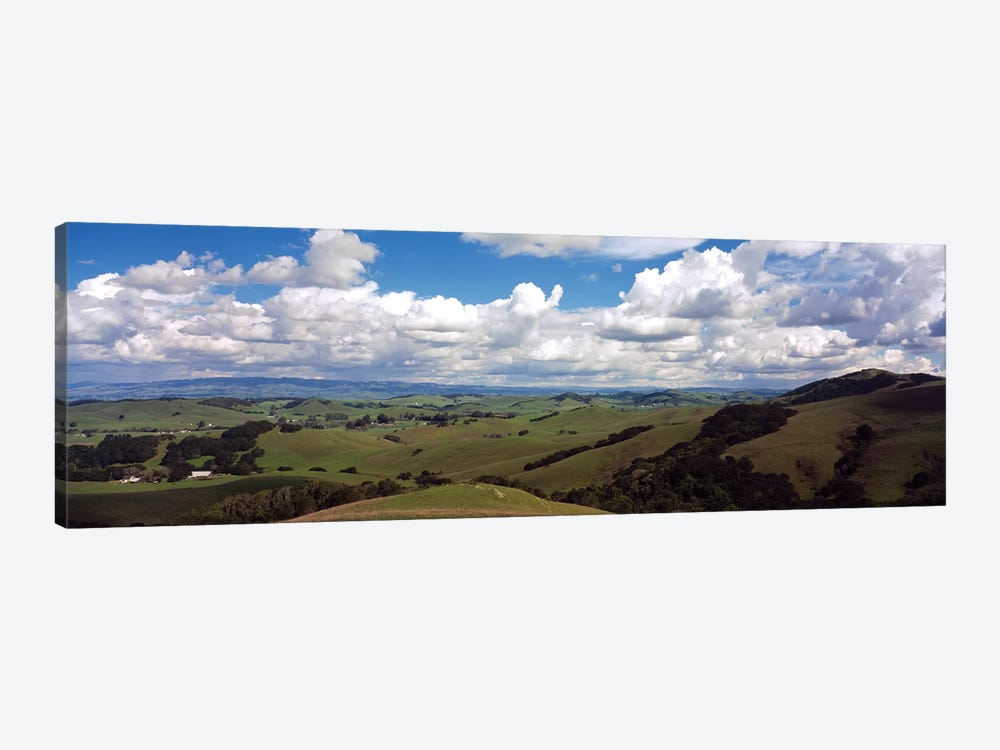 Fields & Meadows Northern California, USA by Panoramic Images 1-piece Canvas Artwork