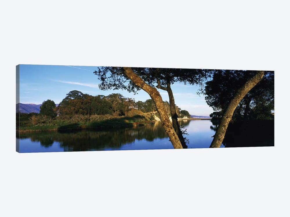 Goleta Slough Wetlands, Goleta, California, USA by Panoramic Images 1-piece Canvas Artwork