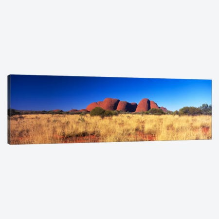 Kata Tjuta (Mount Olga), Uluru-Kata Tjuta National Park, Australia Canvas Print #PIM146} by Panoramic Images Canvas Wall Art