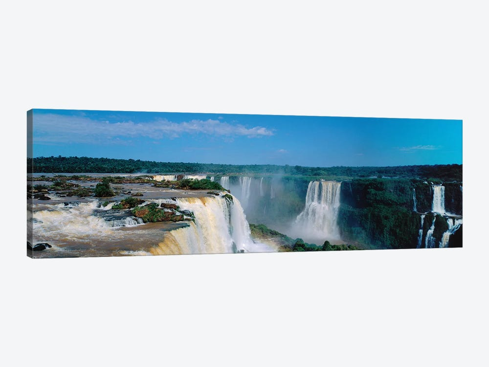 Iguazu Falls National Park Argentina by Panoramic Images 1-piece Canvas Art Print