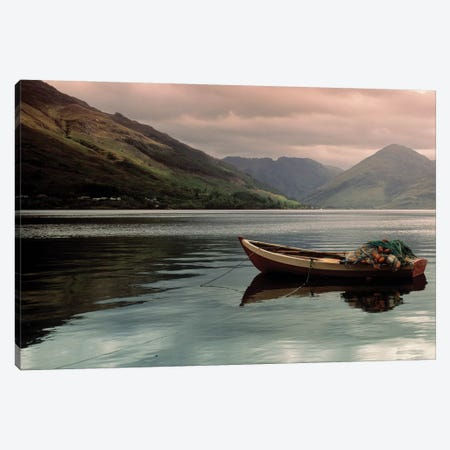 Lake Duich Highlands Scotland Canvas Print #PIM14714} by Panoramic Images Canvas Artwork