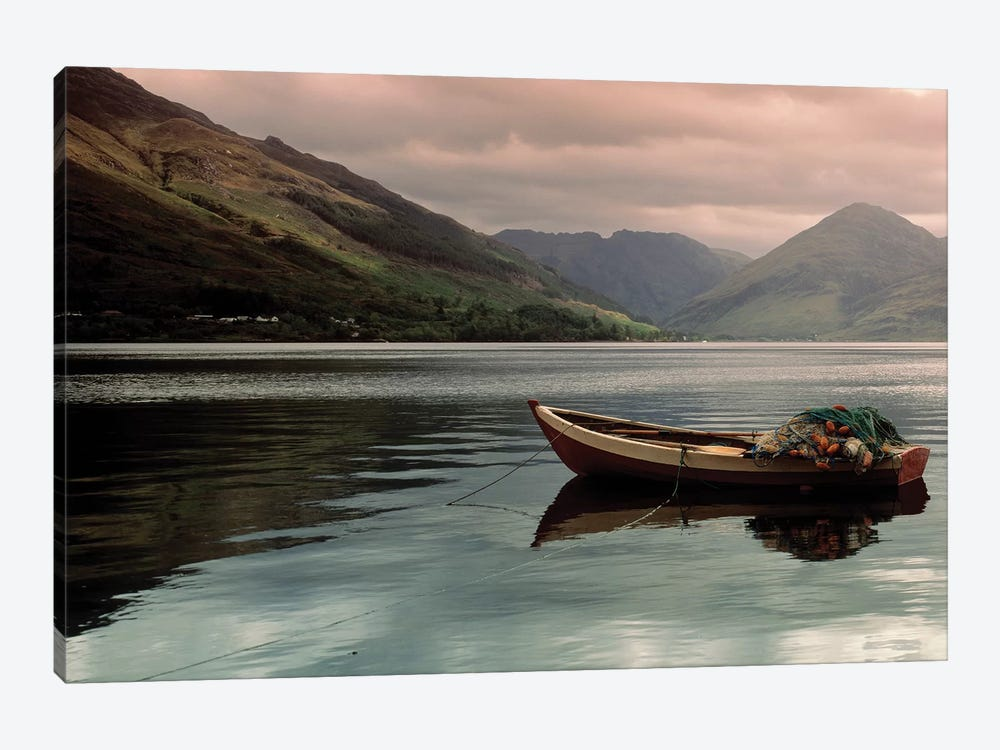 Lake Duich Highlands Scotland by Panoramic Images 1-piece Canvas Art