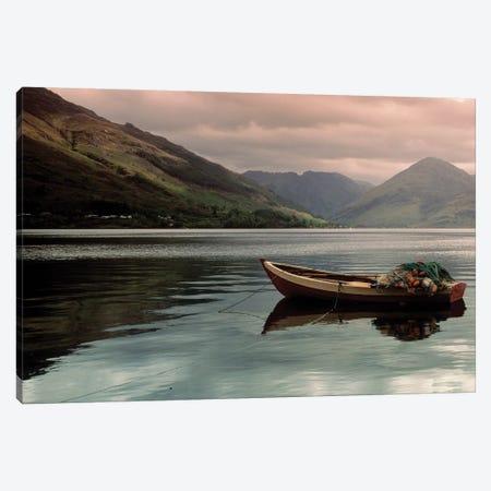 Lake Duich Highlands Scotland Canvas Print #PIM14714} by Panoramic Images Canvas Artwork