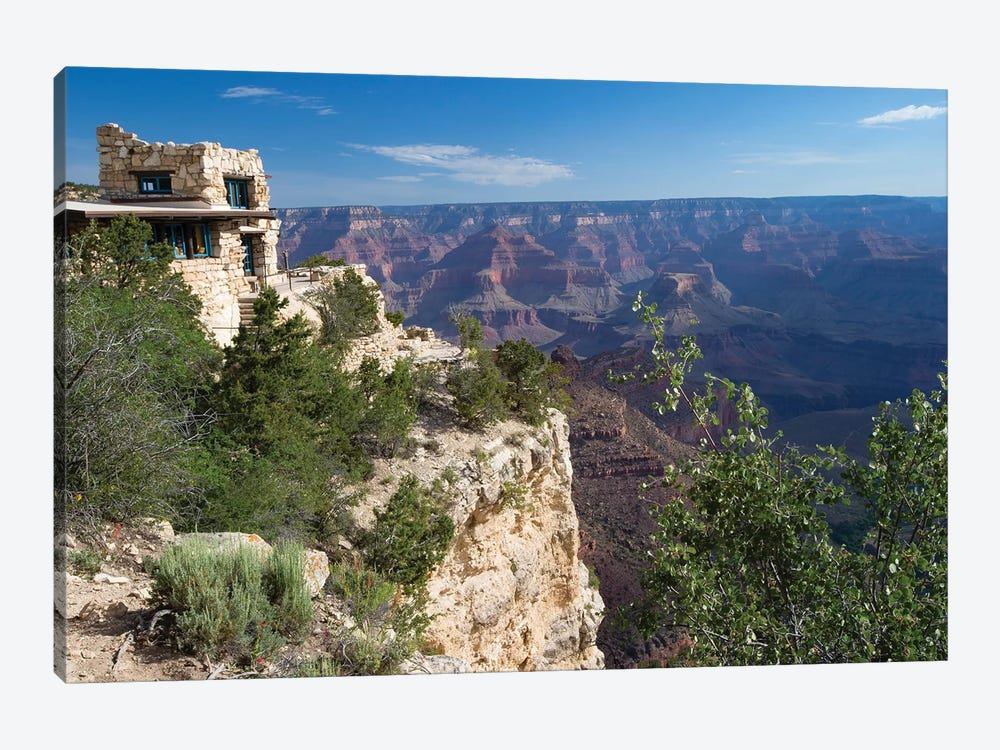 Lookout Tower, Grand Canyon, Grand Canyon National Park, Arizona, USA by Panoramic Images 1-piece Canvas Print