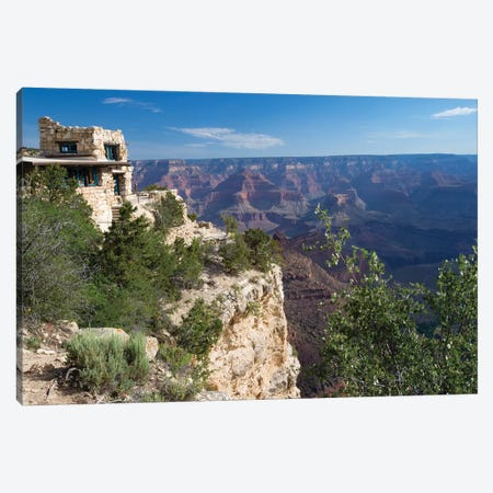 Lookout Tower, Grand Canyon, Grand Canyon National Park, Arizona, USA Canvas Print #PIM14722} by Panoramic Images Canvas Artwork