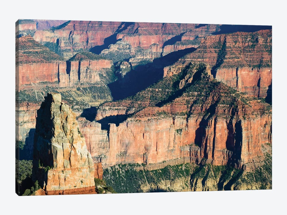 North And South Rims, Grand Canyon National Park, Arizona, USA I by Panoramic Images 1-piece Canvas Art Print