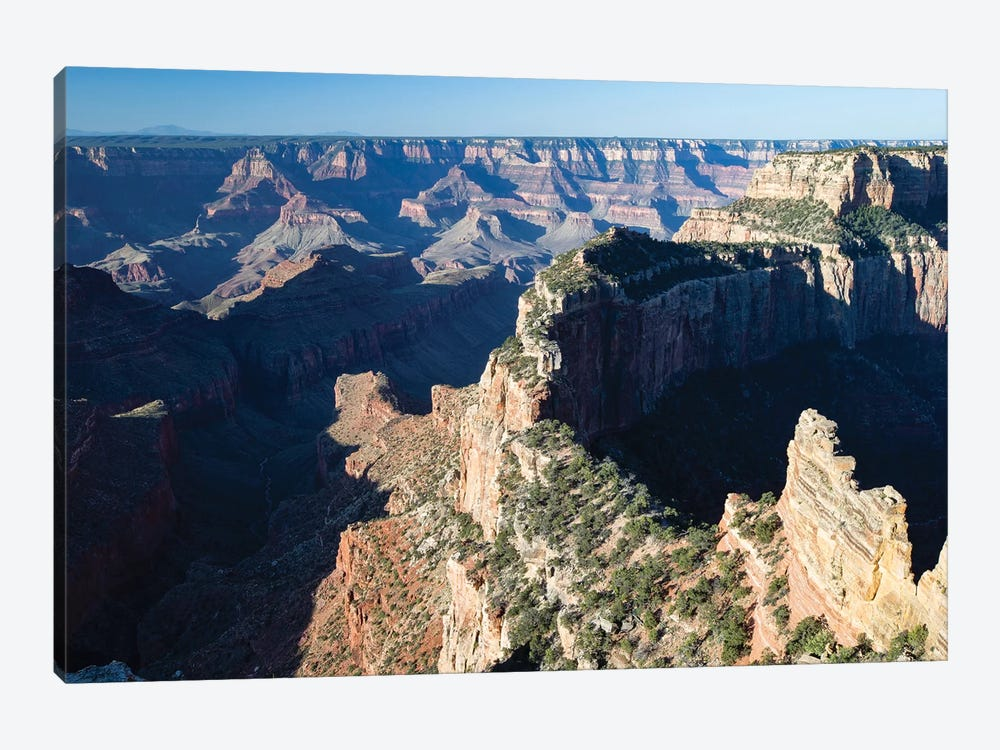 North And South Rims, Grand Canyon National Park, Arizona, USA II by Panoramic Images 1-piece Canvas Artwork