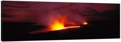 Kilauea Volcanoes National Park Hawaii HI USA Canvas Art Print