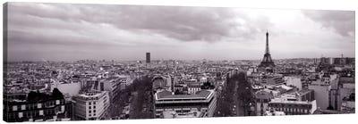 Eiffel Tower, Paris, France  Canvas Print #PIM1477