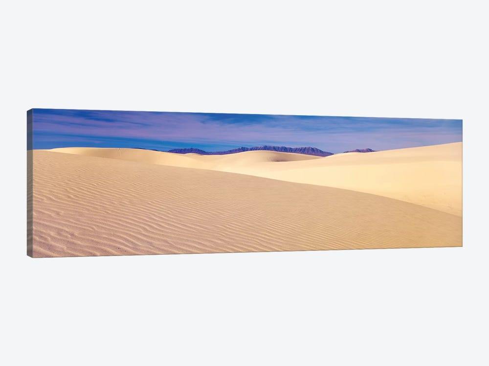 Sand Dunes In A Desert, Eureka Dunes, Death Valley National Park, California, USA by Panoramic Images 1-piece Canvas Art Print