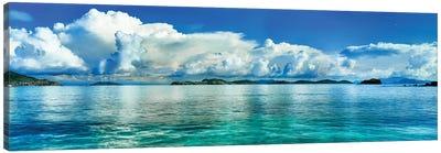 Sapphire Beach, St. Thomas, U.S. Virgin Islands Canvas Art Print