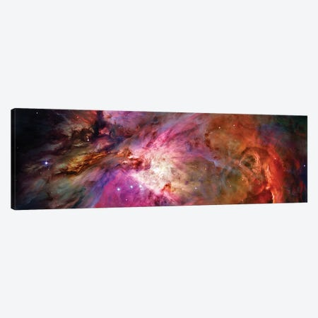 Starry Sky II Canvas Print #PIM14933} by Panoramic Images Canvas Print