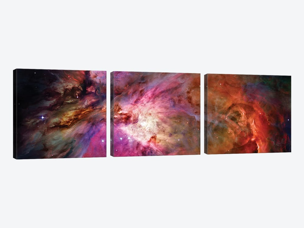 Starry Sky II by Panoramic Images 3-piece Canvas Artwork
