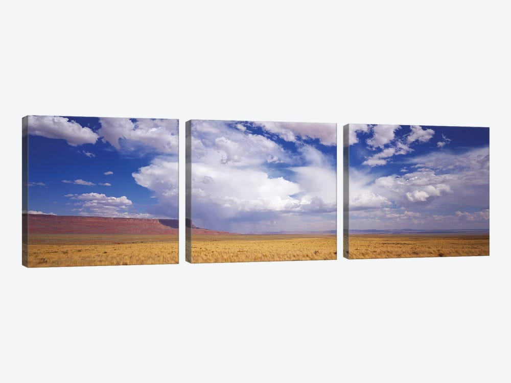 Vermilion Cliffs, Arizona, USA 3-piece Canvas Artwork
