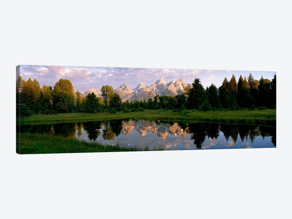 Grand Teton Park, Wyoming, USA by Panoramic Images 1-piece Canvas Artwork