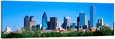 Dallas, Texas, USA Canvas Art Print