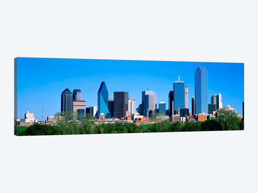 Dallas, Texas, USA by Panoramic Images 1-piece Canvas Art Print