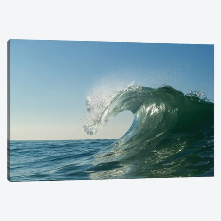Waves In The Pacific Ocean, Laguna Beach, California, USA Canvas Print #PIM15044} by Panoramic Images Art Print