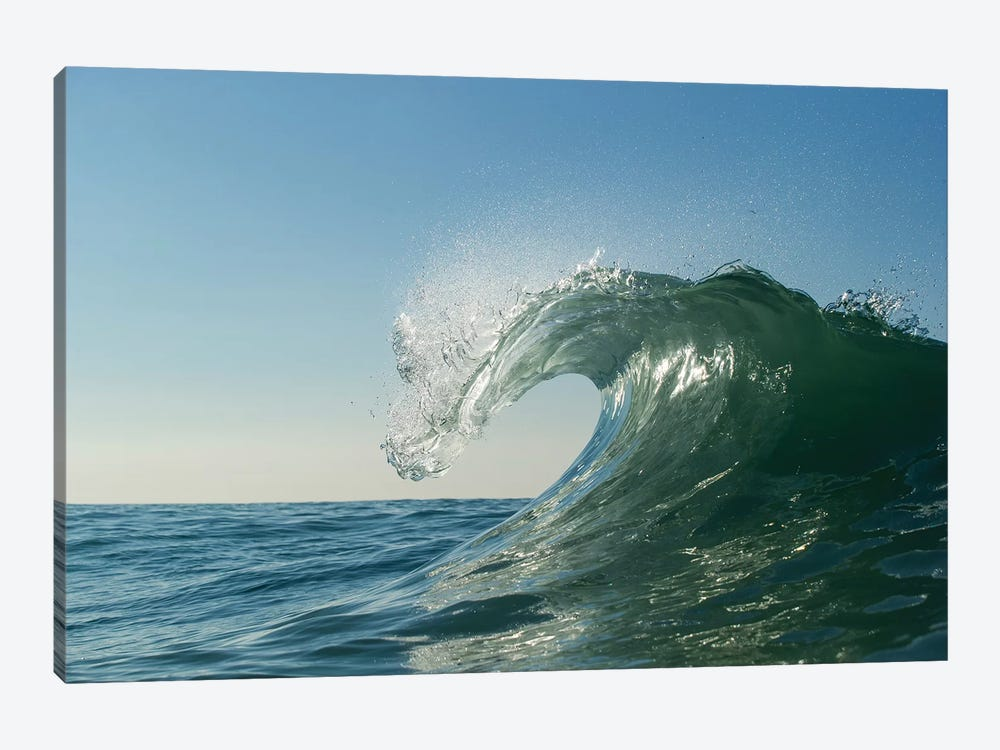 Waves In The Pacific Ocean, Laguna Beach, California, USA by Panoramic Images 1-piece Canvas Art
