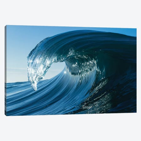 Waves In The Pacific Ocean, Laguna Beach, California, USA I Canvas Print #PIM15045} by Panoramic Images Art Print